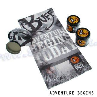 Uniwersalne Nakrycie Głowy Original Buff Gift Pack Branded Design 2011  tylko w Narty Sklep Online