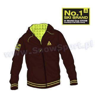 Bluza z kapturem FISCHER Number ONE 2010  tylko w Narty Sklep Online