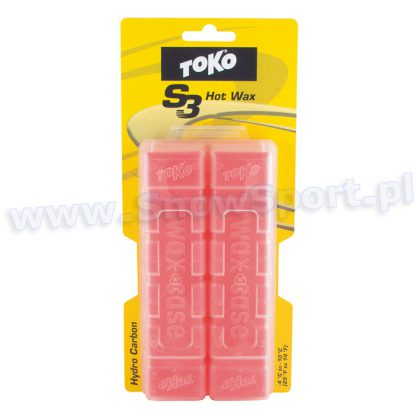 Gorący wosk TOKO Hot Wax (-4C do -10C)  tylko w Narty Sklep Online