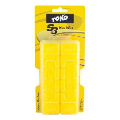 Gorący wosk TOKO Hot Wax (0C do -4C)  tylko w Narty Sklep Online