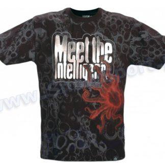 Koszulka Intelligence Symbiosis GRUCA  tylko w Narty Sklep Online