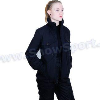 Kurtka narciarska Atomic Glamour Black  tylko w Narty Sklep Online