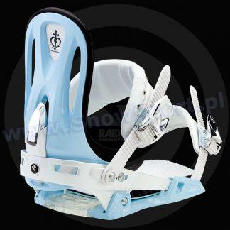 Wiązania Nitro Raiden Eris Blue  tylko w Narty Sklep Online