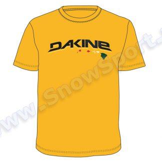 Koszulka Dakine Arch Rail Tee Gold  tylko w Narty Sklep Online