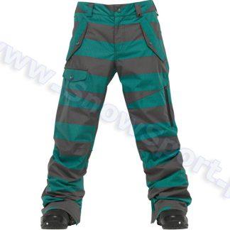 Spodnie Burton Indecent Exposure Pant / Siren Sweater Stripes 2012  tylko w Narty Sklep Online