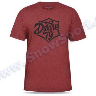 Koszulka Dakine Hex Red Heather 2016  tylko w Narty Sklep Online