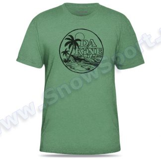 Koszulka Dakine Palm Tides Green Heather 2016  tylko w Narty Sklep Online