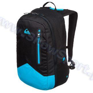 Plecak Quiksilver New Wave Plus Black/Blue 2015  tylko w Narty Sklep Online