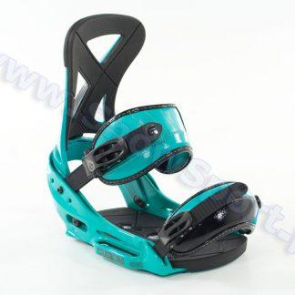 Wiązania Burton Custom EST Teal 2012  tylko w Narty Sklep Online