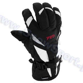 Rękawice Atomic Pro Black/White 2011 / 2012  tylko w Narty Sklep Online