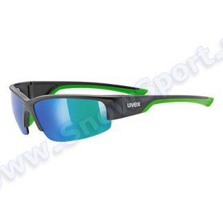 Okulary Uvex Sportstyle Sgl 215 Black Mat Green 2716  tylko w Narty Sklep Online