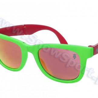 Okulary Majesty Shades Compact FX Green/Red / Red Mirror  tylko w Narty Sklep Online