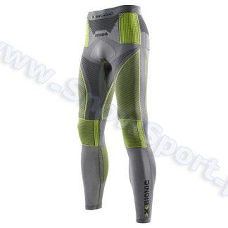 Spodnie termoaktywne X-Bionic Radiactor EVO Man iron yellow  tylko w Narty Sklep Online