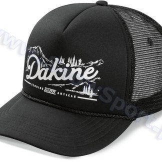 Czapka z daszkiem Dakine Mountain Trucker Black 2015  tylko w Narty Sklep Online
