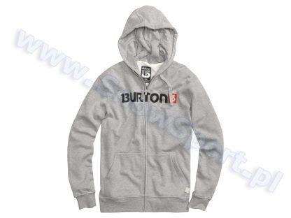 Bluza Burton Logo Horiz Grey  tylko w Narty Sklep Online