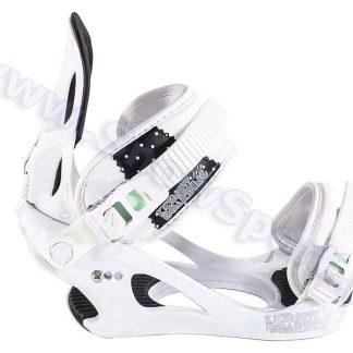 Wiązania K2 Charm White 2012  tylko w Narty Sklep Online