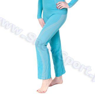 Spodnie Termoaktywne Damskie 7/8 Brubeck Fit Balance (LE00700)  tylko w Narty Sklep Online