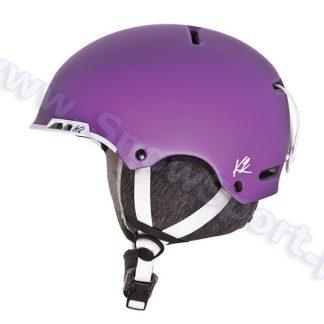 Kask K2 Meridian Purple 2016  tylko w Narty Sklep Online