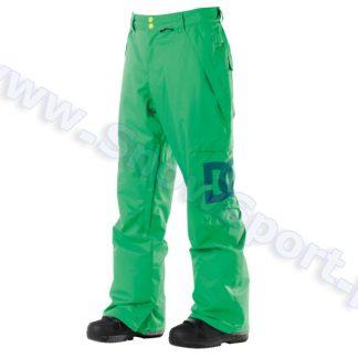 Spodnie DC Banshee Emerald 2013  tylko w Narty Sklep Online