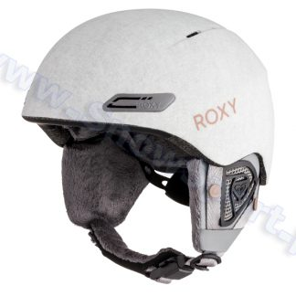 Kask Roxy Love Is All Mid Heather Grey (SLA0) 2017  tylko w Narty Sklep Online