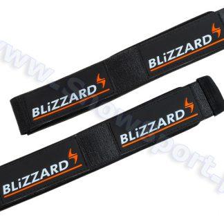 Zapinki do nart Blizzard Czarno/Białe  tylko w Narty Sklep Online