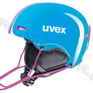 Kask UVEX Hlmt 5 Pro Cyan Pink 2016  tylko w Narty Sklep Online