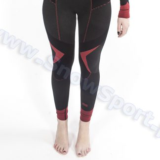 Spodnie Gatta Active Thermo Plus Julita/Julia Black Grey Red  tylko w Narty Sklep Online