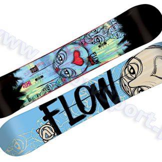 Deska FLOW Jewel 2013  tylko w Narty Sklep Online