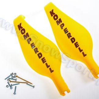 Ochraniacz gardy na kijki Komperdell Yellow  tylko w Narty Sklep Online