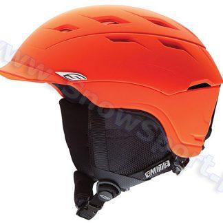 Kask Smith Variance Matte Neon Orange 4BG 2015  tylko w Narty Sklep Online