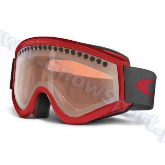 Gogle OAKLEY E-Frame snow Viper Red (59-112) K1  tylko w Narty Sklep Online