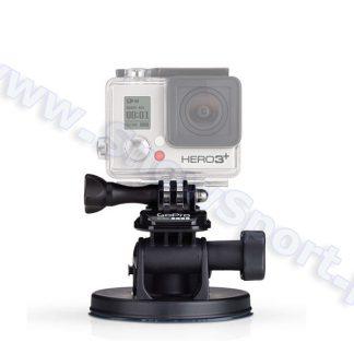 Uchwyt na przyssawkę do kamer GoPro Suction Cup Mount New (AUCMT-302)  tylko w Narty Sklep Online