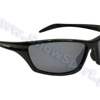 Okulary Blizzard A1101/2 Black Shiny POLARYZACJA  tylko w Narty Sklep Online