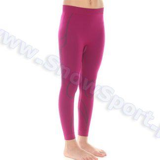 Spodnie Dziewczęce Termoaktywne BRUBECK KIDS THERMO BERRY (LE10780)  tylko w Narty Sklep Online
