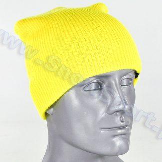 Czapka O'Neill Ac Solid Custom Blazing Yellow 2012  tylko w Narty Sklep Online