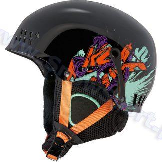 Kask K2 Entity Black 2014  tylko w Narty Sklep Online