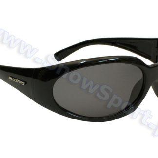 Okulary Blizzard M608/2 Black Shiny  tylko w Narty Sklep Online