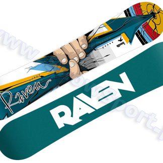 Deska Raven DART 2016  tylko w Narty Sklep Online