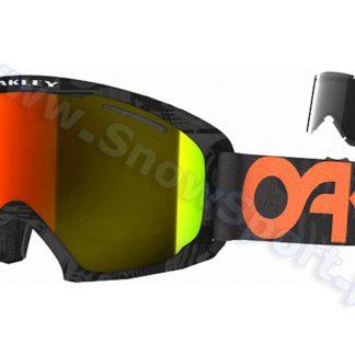 Gogle OAKLEY O2 XL Factory Pilot Fear Light (59-206~K00082) K7  tylko w Narty Sklep Online