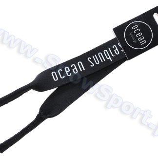 Neoprenowa Gumka do Okularów Ocean Cord Black 2016  tylko w Narty Sklep Online