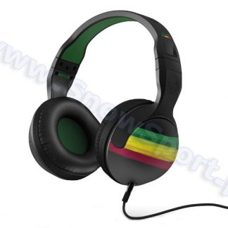 Słuchawki SkullCandy HESH 2.0 Rasta  S6HSDZ-058  tylko w Narty Sklep Online