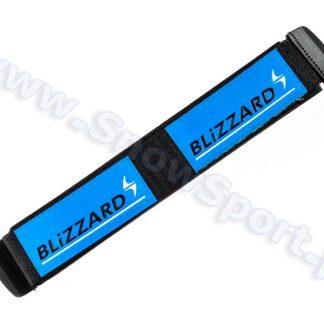 Zapinki do nart Blizzard Niebiesko-biało-czarne - 2 szt. (16258)  tylko w Narty Sklep Online