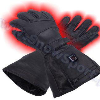 Ogrzewane rękawice narciarskie Glovii GS5  tylko w Narty Sklep Online