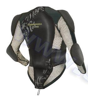 Ochraniacz kurtka na kręgosłup i ramiona KOMPERDELL Jacket Cross Protector  tylko w Narty Sklep Online