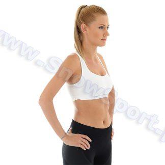 Top Termoaktywny Damski Brubeck Fit Balance White (CR00240)  tylko w Narty Sklep Online