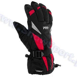 Rękawice Atomic Pro Black/Red 2011 / 2012  tylko w Narty Sklep Online