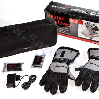 Ogrzewane rękawice narciarskie Glovii Black 2015  tylko w Narty Sklep Online
