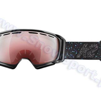 Gogle K2 Sira Black Speckle Vermillion 2016  tylko w Narty Sklep Online