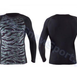 Bluza termoaktywna Majesty Shelter Tigercamo 2017  tylko w Narty Sklep Online