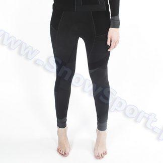 Spodnie Gatta Active Thermo Plus Julita/Julia Black Grey Grey  tylko w Narty Sklep Online